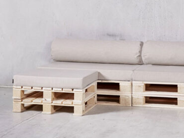 Pallesofaer / Loungemoduler