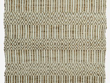 Seagrass rug offwhite, natural Madam Stoltz